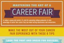Career Fair Prep / Planning to attend a career fair? Not sure how to prepare for it or what to expect? Here are some tips for both preparing and during the career fair! For any comments or questions, call us at 217-333-0820.