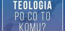 Książki teologiczne / Książki o tematyce teologicznej.