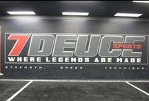 7 Deuce Sports / 7 Deuce Sports is now featured in Google Business View. This gym is run by legendary Philadelphia Eagle Tra Thomas. Click through any of the images for the full Merchant View 360 virtual tour! Call for a quote: 855-3-GOOGLD