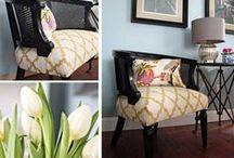 Reupholstering Ideas