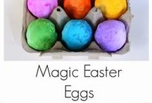 Easter / Easter recipes, Easter ideas, Easter Wreaths, Easter Bunny, Gifts