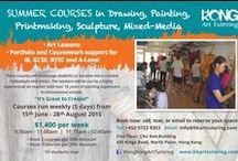 Hong Kong Art Tutoring Courses