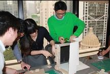 CSR and Corporate Team Building Events / Creativity is an essential component of any successful business. However, in corporate or office environments, it's often over-looked and under-valued. To develop and progress staff need to be able to 'problem-solve', 'think-outside-the-box' and to explore and experiment with a range of different ideas and tangents. These are essential components in any industry, however they are intrinsic characteristics in Art and Creativity.