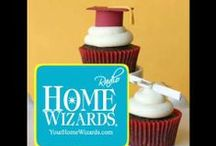 Graduation Parties / Graduation Party Ideas from Home Wizards Cindy Dole & Eric Stromer as well as fantastic finds from all around the web!