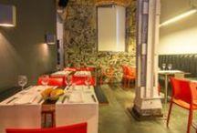 Gastronomia / Lugares y  platos gastronómicos...