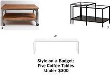 Style On a Budget / Style on a Budget: Stylish staple pieces for every home, all for an affordable price!  http://studiostyleblog.com/?s=style+on+a+budget