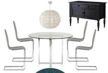 Design Inspiration Boards / Design boards for each room of the home in a variety of different styles. Utilizing chic and affordable finds from my Style on a Budget Series.                   http://studiostyleblog.com/tag/di-for-dcl/