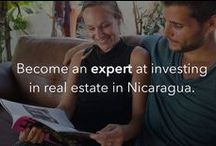 Nicaragua Real Estate / Find your dream home in San Juan del Sur & the Emerald Coast of Nicaragua.