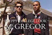McGregor Fashion Najaar/Winter 2015 / http://www.adam.nl/mcgregor-sportswear