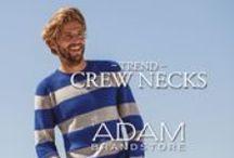 Crew Necks / De crewnecksweater: http://www.adam.nl/blog/Crewneck