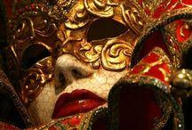 Venice masks ;)