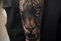 Tattoos / Inspírate con nuestros Tatuajes realizados en el estudio DeysiTattoo