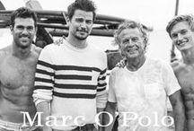 Marc O'Polo Spring-Summer 2016 / De nieuwe collectie van Marc O'Polo: http://www.adam.nl/marc-o-polo