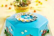 Feestdagen taarten Taarten4all / Feestdagentaarten gemaakt door Taarten4all