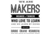 Maker Movement Inspiration