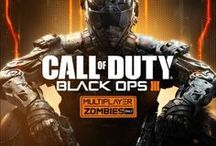 Black Ops III / A futuristic first person shooter that is the third black ops game in its series