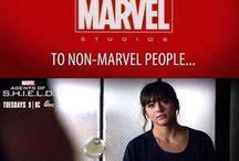 Marvel and Avenger