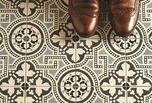 Flooring & walls