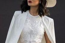 Ladies Elegance / Beautiful dresses and formal wear.