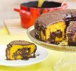 SdF - Bolos / Receitas práticas de bolos fofinhos. Bolos simples ou recheados . De liquidificador, de mão, com poucos ingredientes.