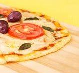 SdF - Massa, risoto, arroz e pizza / Receitas deliciosas e muito fáceis, para dar uma quebrada na sua rotina.