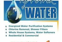 Forever Healthy Water / Triple Purified, Energized, Restructured, Living, Alkaline Water