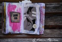 Art-journaling by Capuchacarmesi