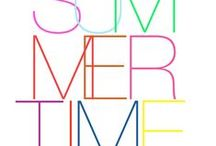 Endless summer☀ / The most beautiful time of the year! / by Mia Pia
