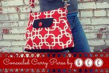 Gina's Craft Corner Bags / by Gina's Craft Corner