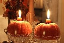 Fall Decorating / by Tammy Conte