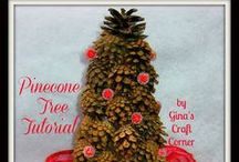 Christmas Trees / by Gina's Craft Corner