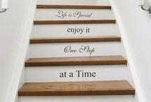 Stairways / by Tammy Conte