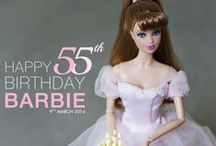 Barbie / by Kimberly Cooper