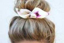 Inspiring hair ideas♡♥ / Hair obsesion