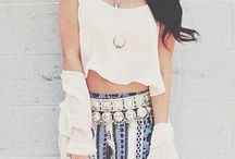 Girl / Chic / Style / Fashion / Mode / Outfits