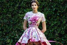 Té de Rosas Lookbook / Colección Spring Summer 2015 Arturo Valdez