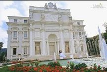 Iliria Palace - Hotel in Albania / A stunning hotel in Tirana. One of the best in the East Europe.