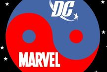 Marvel/DC / Marvel/DC Universes