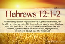 Bible Verse Nature Images / The Bible Verse Nature Images are great to use for your mobile or desktop background. Great to share with others as well... / by ChristianIMAGES