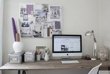 Desk. Study room