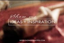 Boudoir inspiration / Inspiration for upcoming shoots and projects Minneapolis boudoir photography