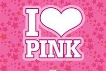 *Pink* / O mundo seria mais feliz se fosse rosa!