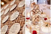 Corks, Corks, Corks / Corks are just one way to tie in the winery theme. Here are some great ideas and uses for wine corks.  At Casa Larga we are happy to supply wine corks based on our inventory.