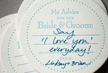 Fun Wedding Ideas / Fun, Fun, Fun a day to celebrate!