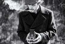 Photograph :: Mr. Photographer is ... / Pin Cool  Photographer, Dandy Photographer