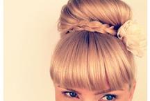 Hair :D / Coisas criativas no cabelo *-*