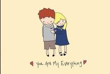 Illustration :: Couple