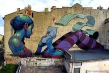 Murales de Łódź