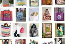 Couture : sac et trousse / Couture sac trousse / by Maud La Marmotte