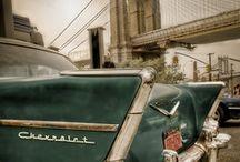 Rusty & Patina Cars